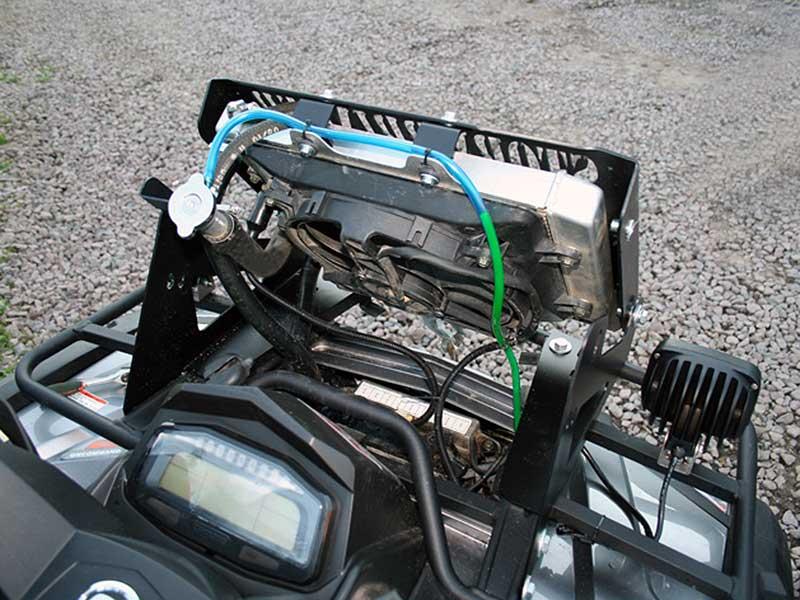 Вынос радиатора для квадроциклов