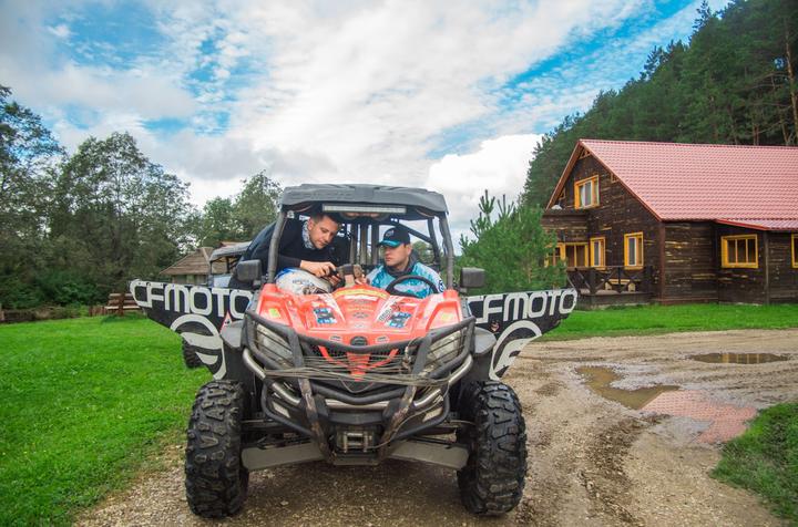 Путешествие команды CFMOTO Club в Перми фото2