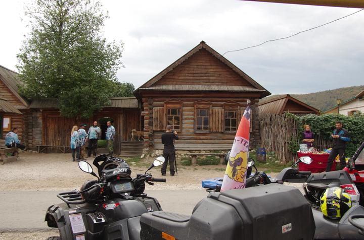 Путешествие на квадроциклах по Самаре фото-6