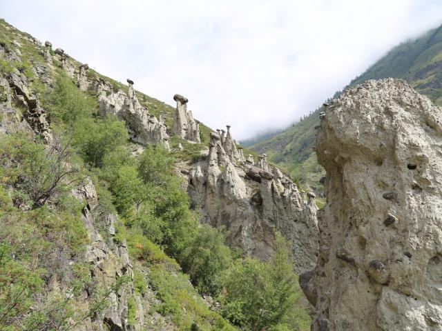 Долина реки Челышман с Вне зоны 2