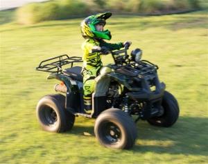 Детская защитная экипировка для квадроцикла