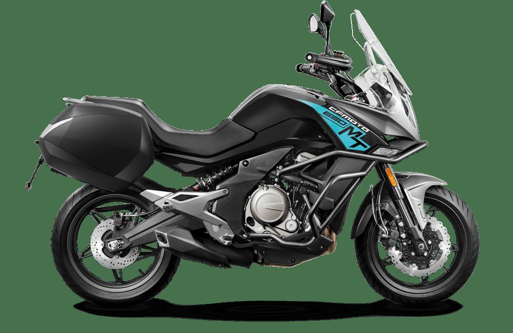 Мотоцикл CFMOTO 650 MT (ABS) фото