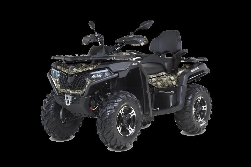 Квадроцикл CFMOTO CFORCE 600