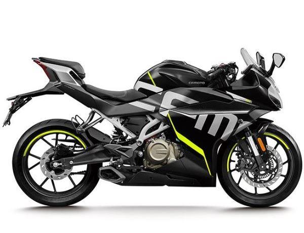 Мотоцикл CFMOTO 300 SR (ABS)