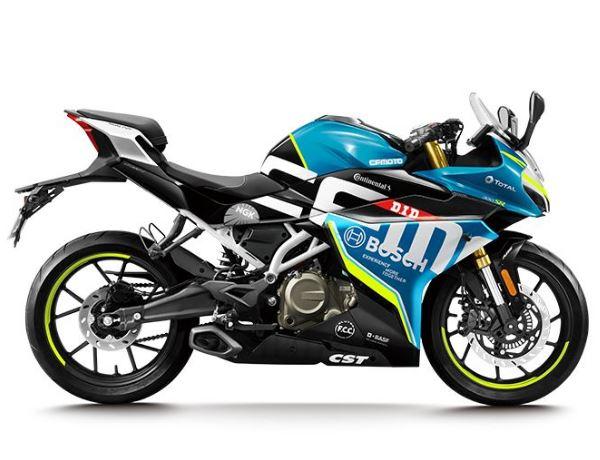 Мотоцикл CFMOTO 300 SR (ABS) фото