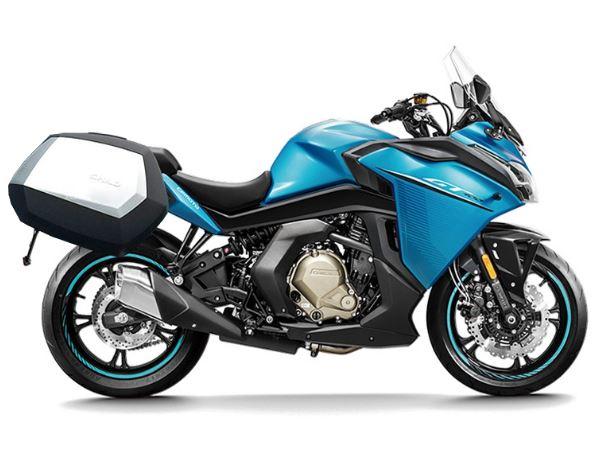 Мотоцикл CFMOTO 400 GT (ABS) фото